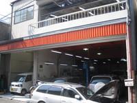 御池自動車株式会社板金塗装工場画像2