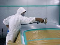 株式会社インターパシフィック板金塗装工場画像4
