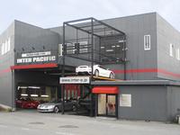 株式会社インターパシフィック板金塗装工場画像1