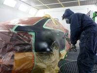 ヒルズ・テクノプレイス板金塗装工場画像4