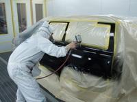 ヨシダオートセンター株式会社板金塗装工場画像6