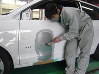 ヨシダオートセンター株式会社板金塗装工場画像8