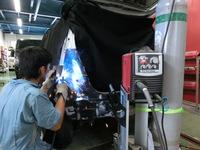 ヨシダオートセンター株式会社板金塗装工場画像9