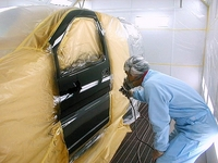 株式会社エムクラフト板金塗装工場画像3