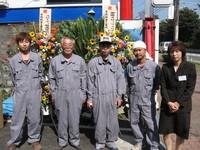 有限会社浜鈑金工業所板金塗装工場画像2