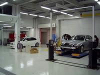 株式会社ビーライト板金塗装工場画像10