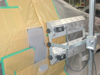 塗装工程例