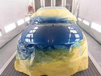 BMW 120i板金塗装完了