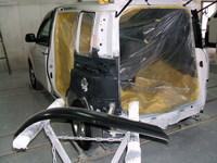 トヨタ シェンタ損傷部分
