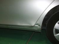 トヨタ トヨタ損傷部分