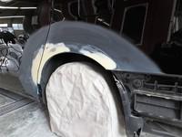 トヨタ ヴェルファイア損傷部分