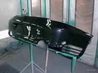 ポルシェ 996C4S損傷部分