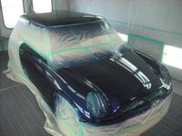 BMW MINI損傷部分