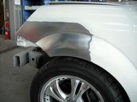 トヨタ MR-S損傷部分
