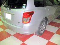 トヨタ カローラ板金塗装完了