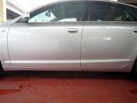 アウディ A6板金塗装完了