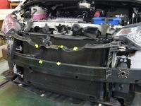 トヨタ エスティマ損傷部分