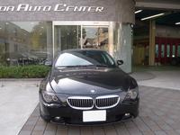 BMW 650i板金塗装完了