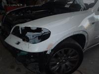 BMW X5損傷部分