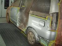 トヨタ ノア損傷部分