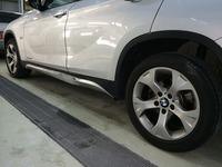 BMW X1損傷部分