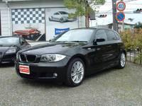 BMW 116i板金塗装完了