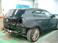 BMW 116i損傷部分