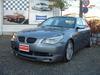 BMW 545i 板金塗装修理事例