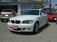 BMW 130i板金塗装完了