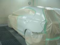 BMW 130i損傷部分