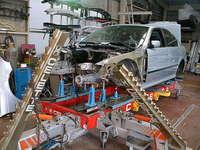 フレーム修正機 セレット セベンベンチ