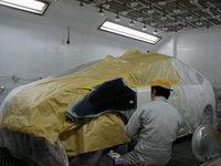 塗装ブース 八進製作所