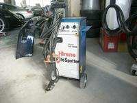 アルミパネル兼用スタッド溶接機