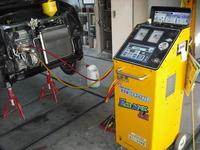 フロン回収再生装置 デンゲン エコマックス