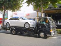 車両積載車