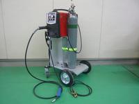 ミグ溶接機  インバーターパルスミグTM215